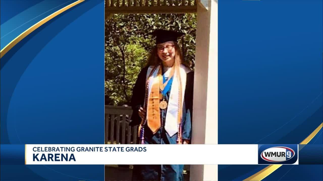 Celebrating Granite State Grads: Karena