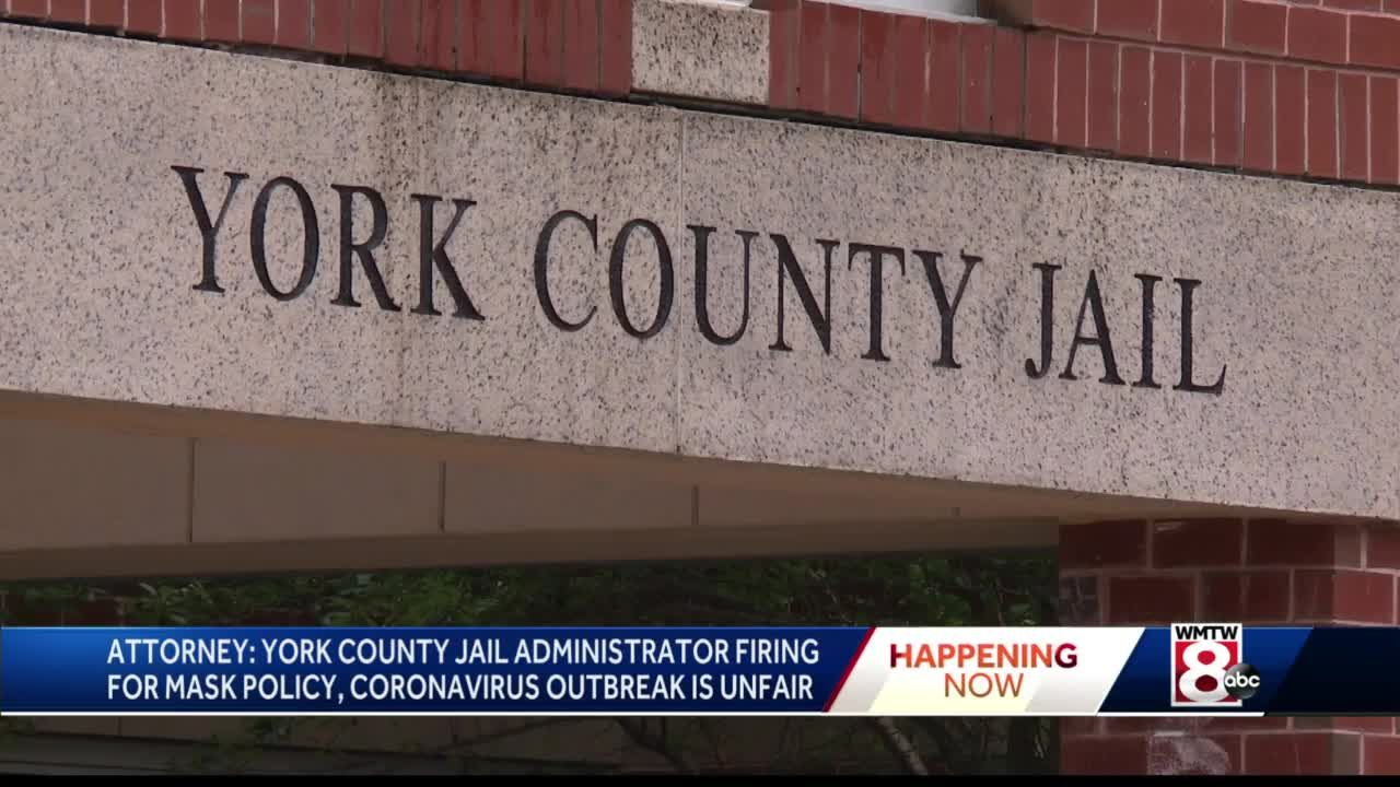 Attorney calls York County Jail administrator's firing over COVID-19 outbreak unfair