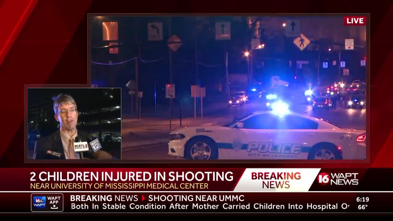 Spokesman: UMMC sent out active shooter alert as precaution