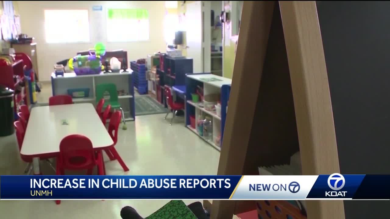 UNMH sees uptick in reports of child abuse as schools reopen