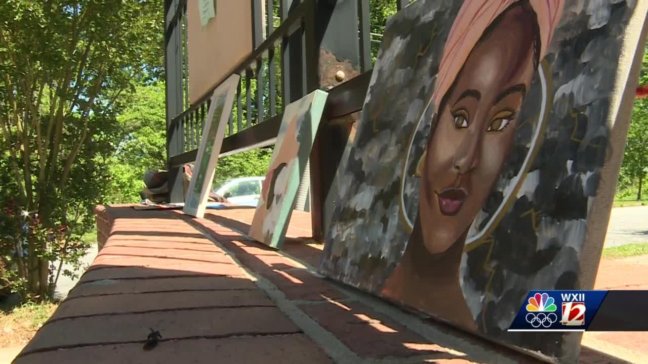 Winston-Salem Art Anthology Series 'revitalizes' neighborhood leading up to Juneteenth