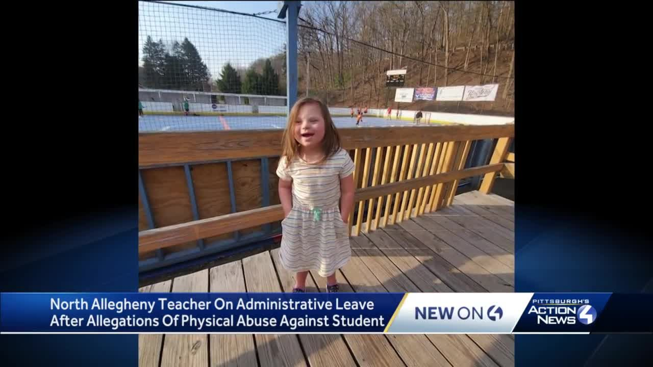 North Allegheny teacher on administrative leave after allegations of physical abuse against student