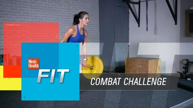Get Into Fighting Shape With This Combat Challenge