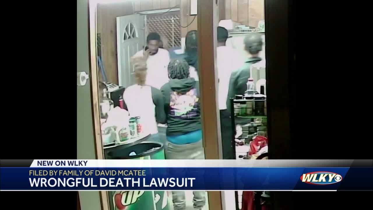Family of David McAtee sues LMPD officers, National Guard members