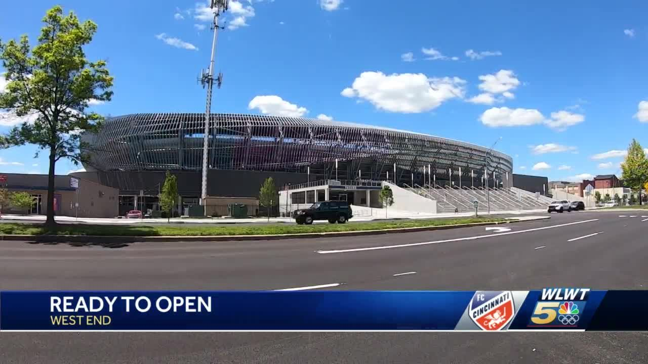 TQL Stadium debut: FC Cincinnati approaching weekend of its dreams