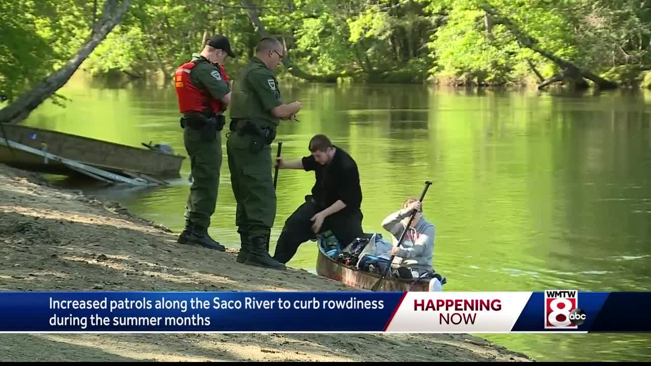 Saco River Patrols