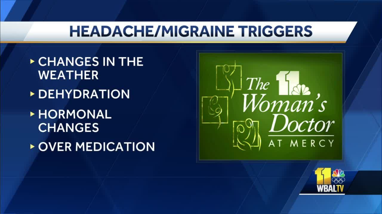 Woman's Doctor: Seeking help with headaches and migraines