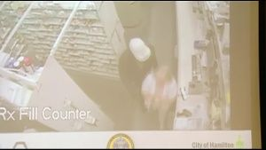NEWS CONFERENCE: Police show surveillance video of Walgreens shooting