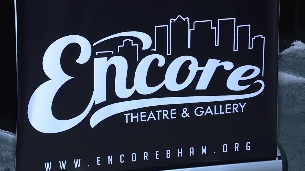 Birmingham's Encore Theatre and Gallery in a new location with a new look