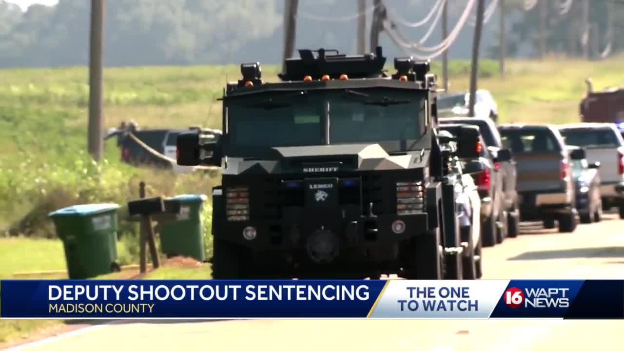 Man sentenced in Madison shootout