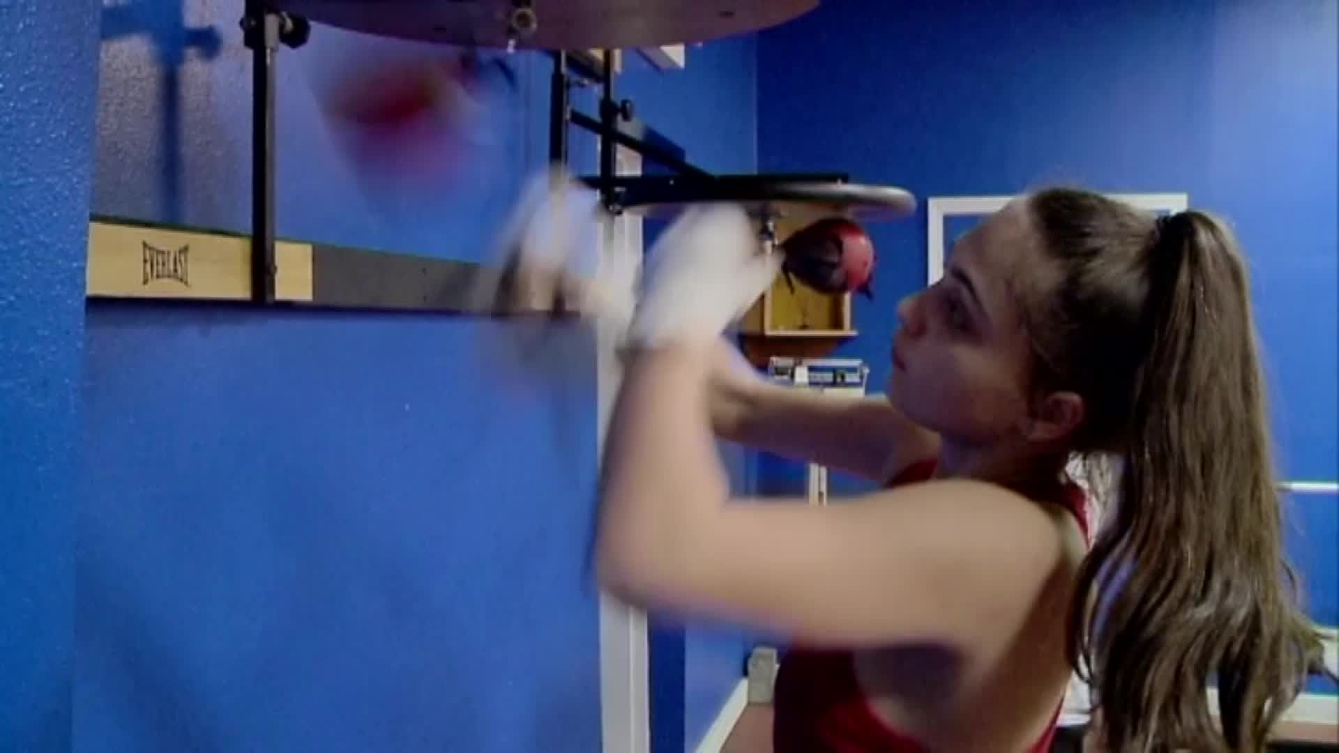 Boxing's golden girl knocked out of Olympics