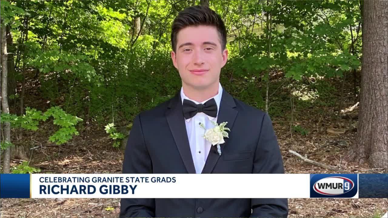 Celebrating Granite State Grads: Richard Gibby