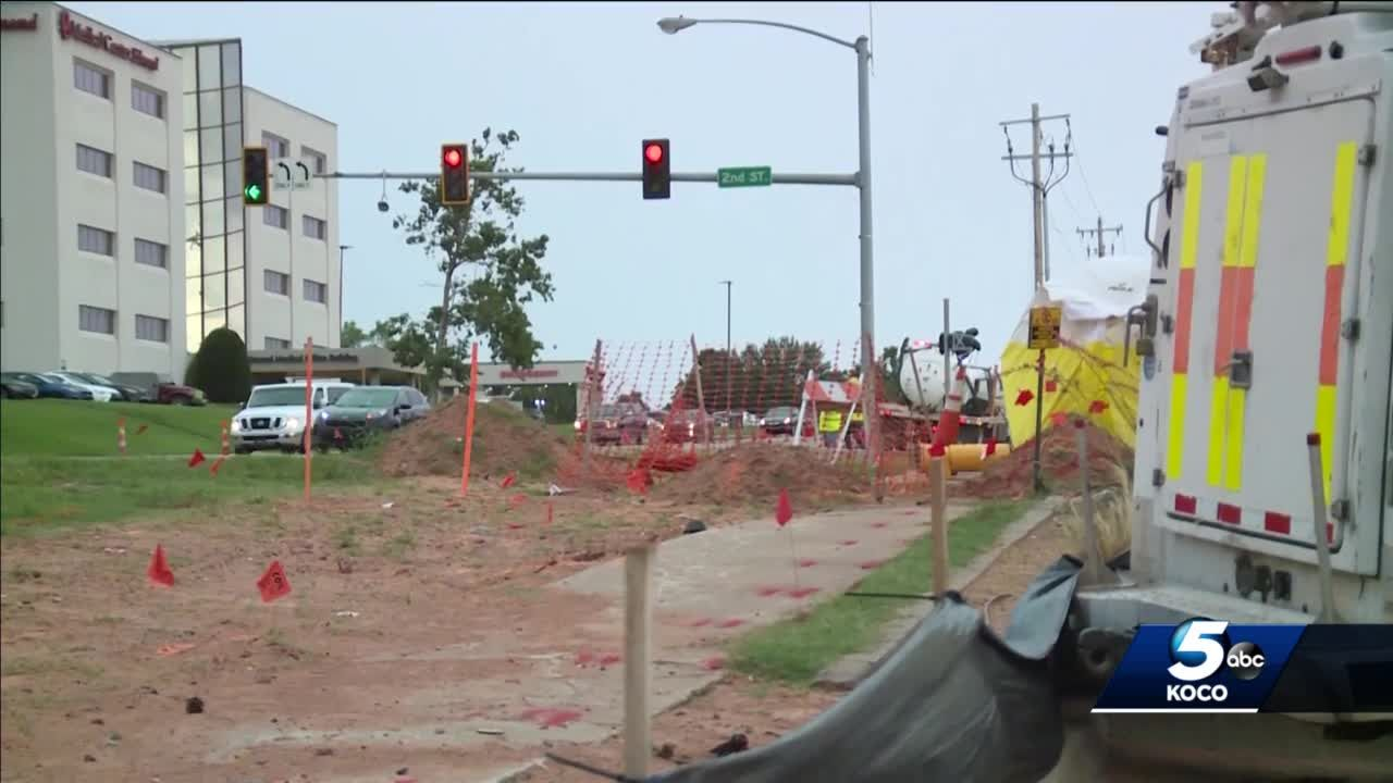 Construction to busy Edmond intersection could impact businesses, commute