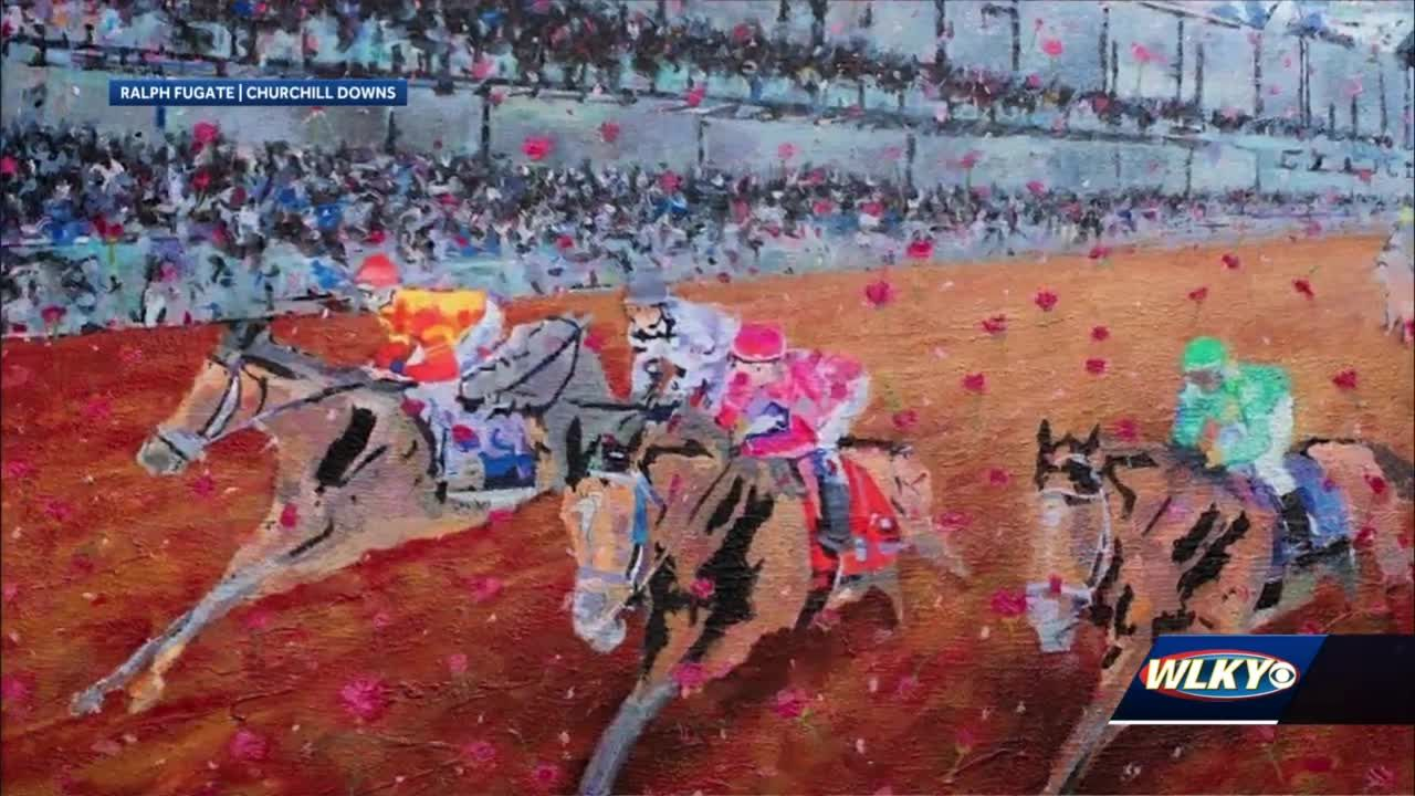 Take a look: Here's the official 2021 artwork for the Kentucky Derby and Kentucky Oaks