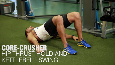 Abs Week 2015! Core-Crushing Combo #2