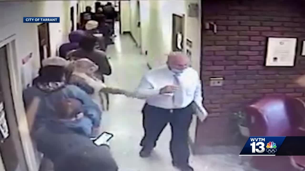 Video release of incident between Tarrant Mayor and Former Police Chief