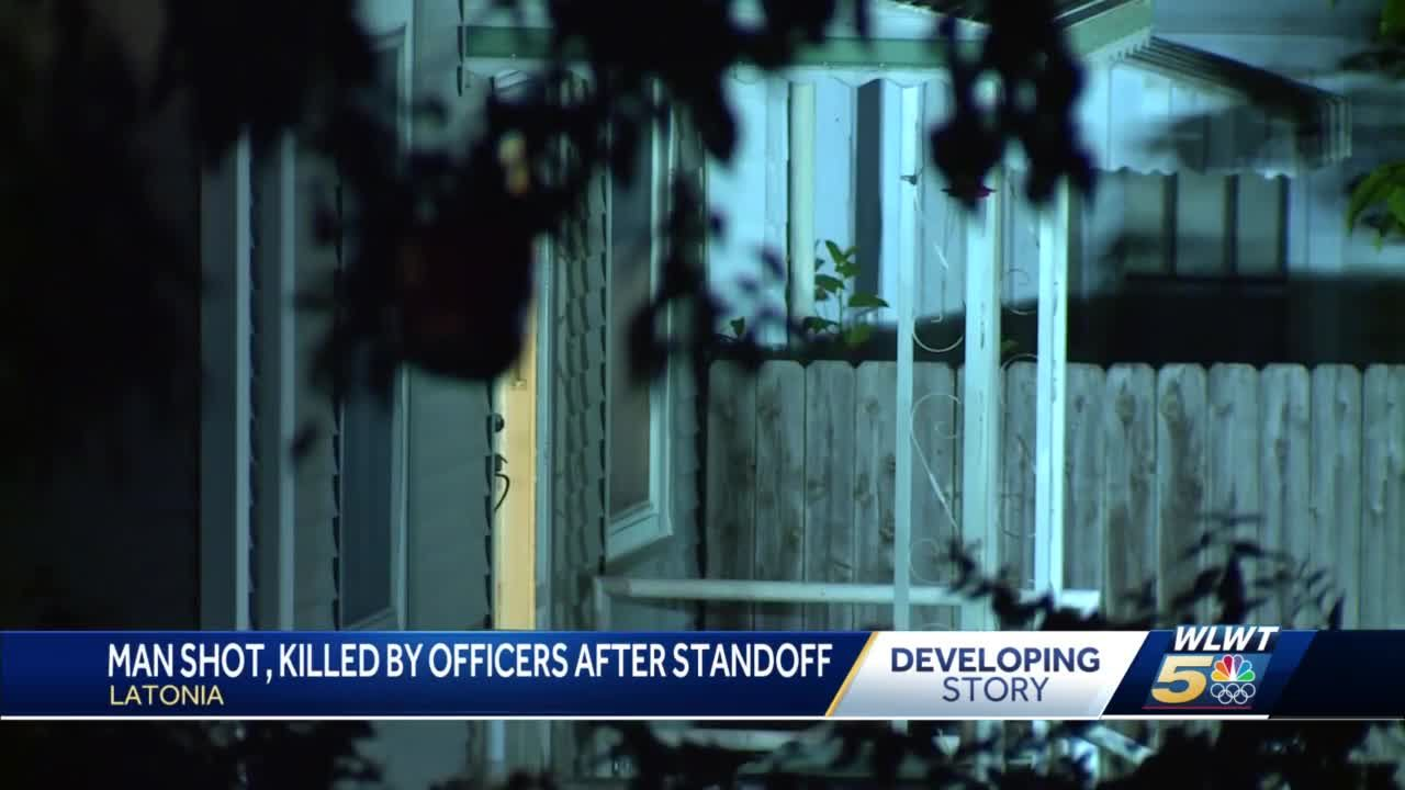 Gun battle in Covington now officer-involved shooting death investigation