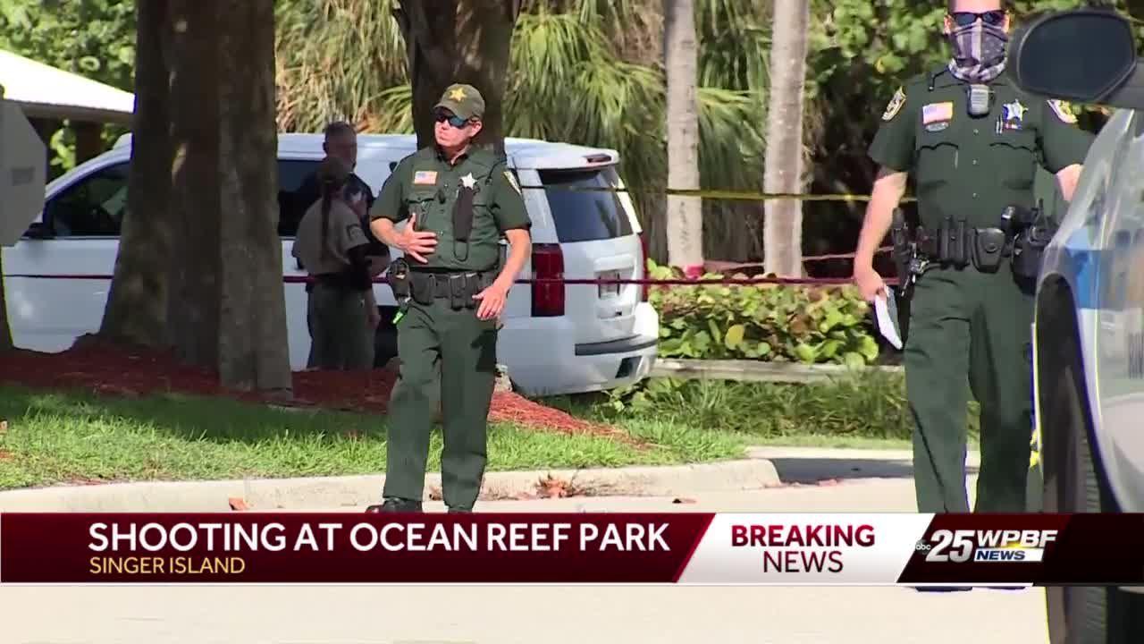 Ocean Reef Park Shooting