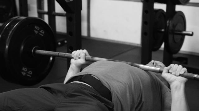 The Bench Press Workout That Helped Me Gain 35 Pounds