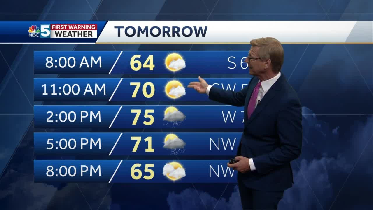 Video: Tom Messner is watching storms this evening. 6.14.21