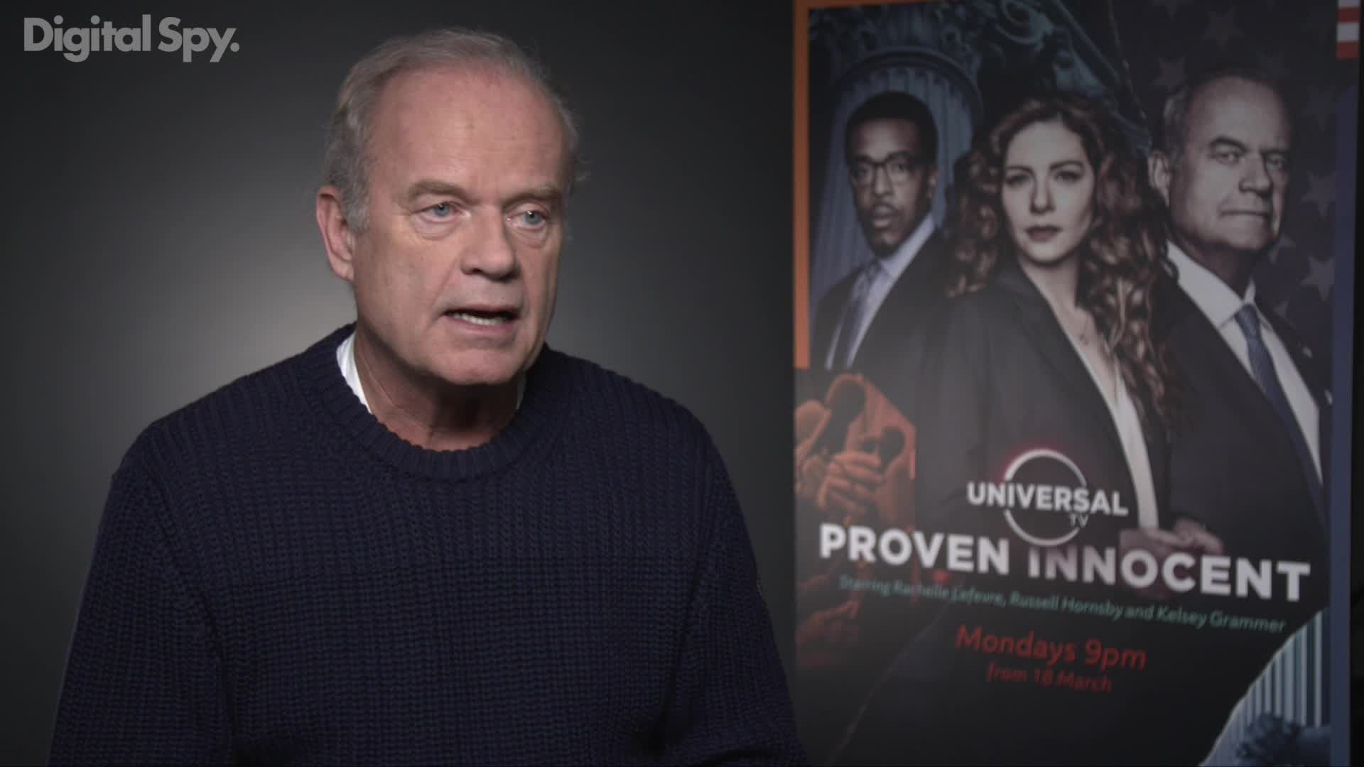 """Exclusive: Kelsey Grammer says Frasier is """"timeless"""" and won't need updating for 2019"""