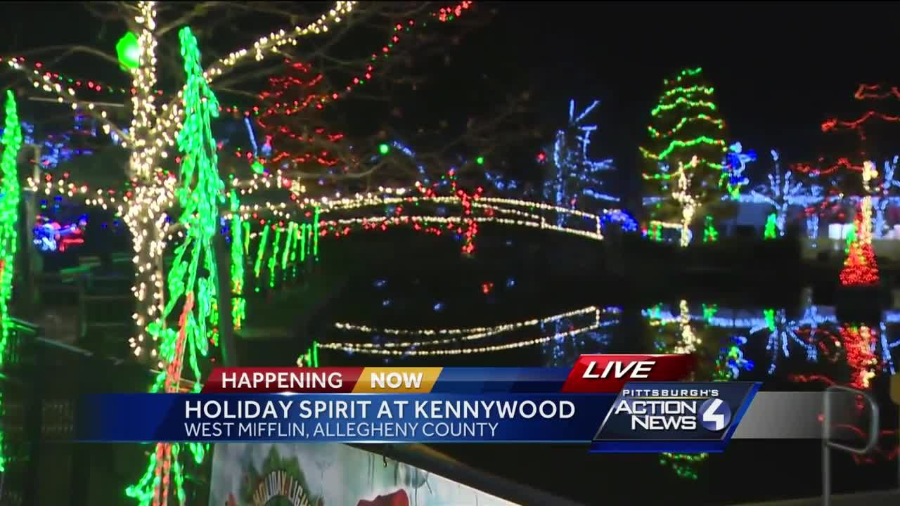 It\'s beginning to look a lot like Christmas at Kennywood
