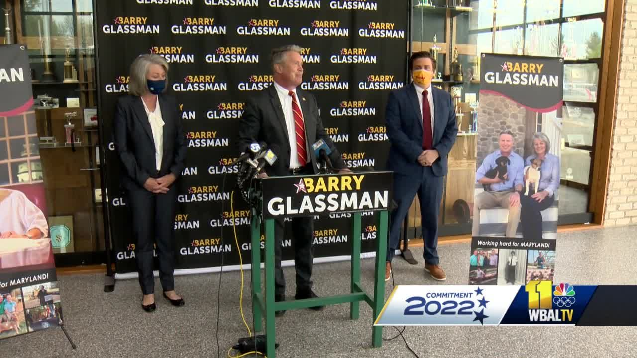 Glassman announces run for Maryland comptroller in 2022
