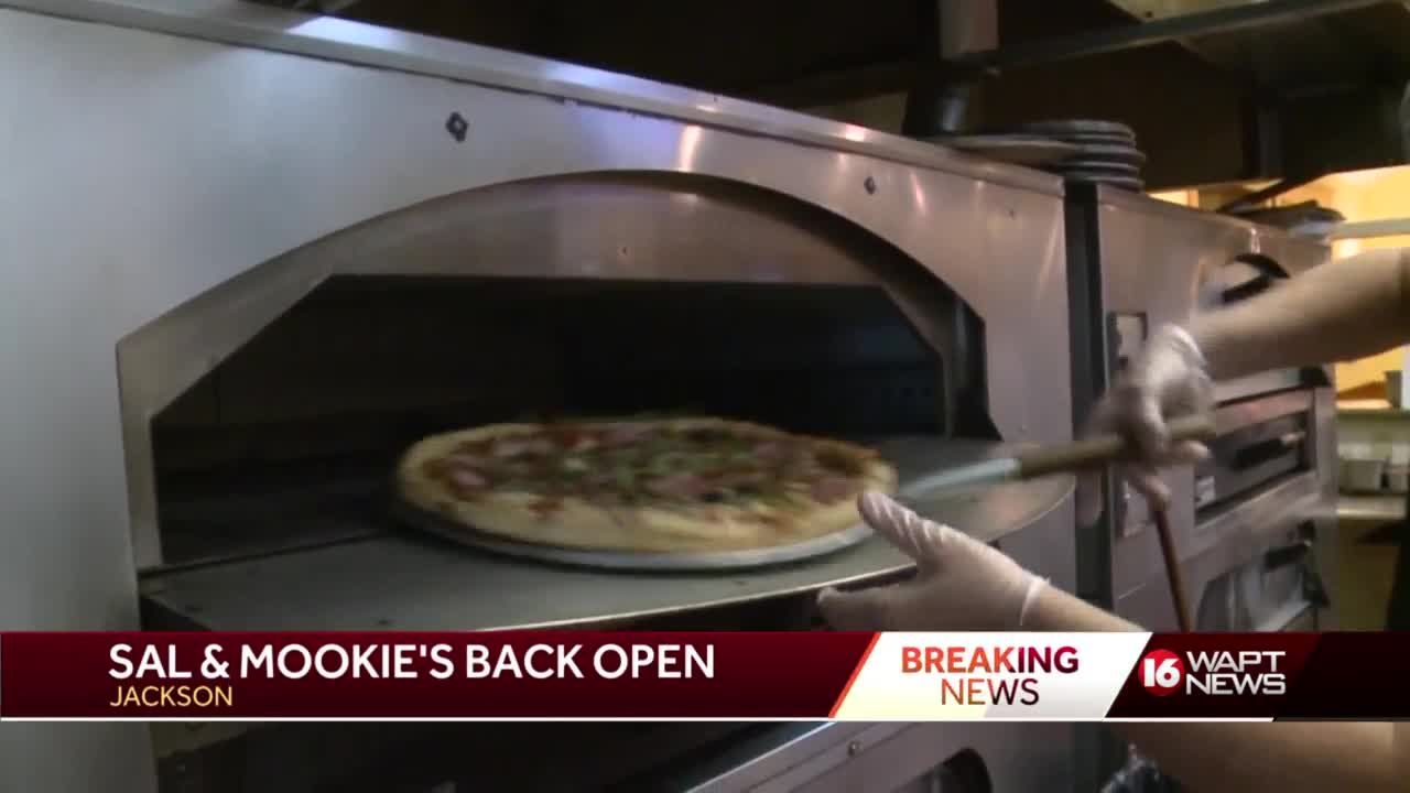 Sal & Mookie's reopens after being shut down during water crisis