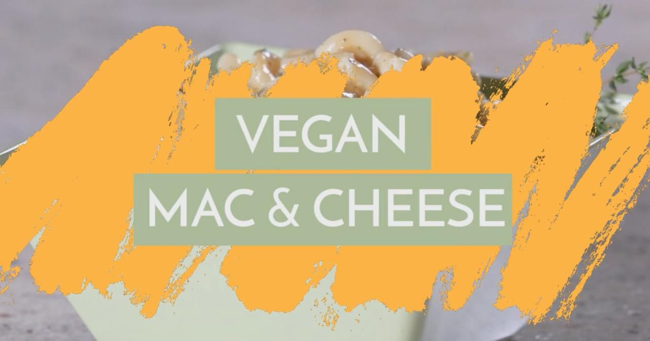 How To Make Vegan Mac And Cheese—No Fake Cheese Required