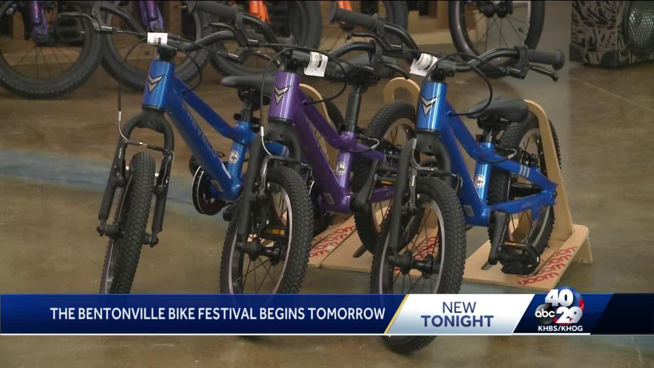 Bentonville Bike Fest expected to bring significant economic impact