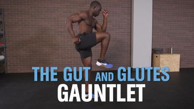 The Hardest Abs and Glutes Workout You'll Ever Do