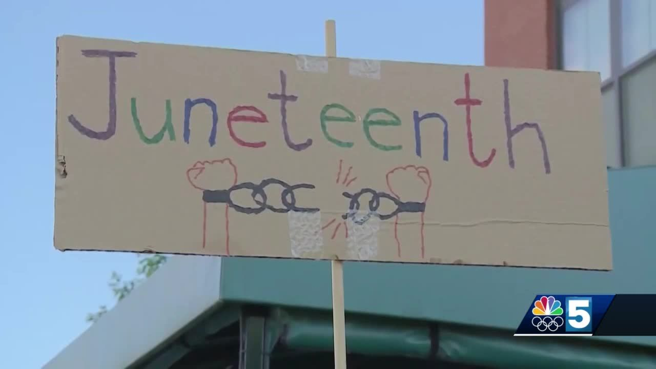 The history of Juneteenth: Burlington leaders remind everyone the importance of the holiday