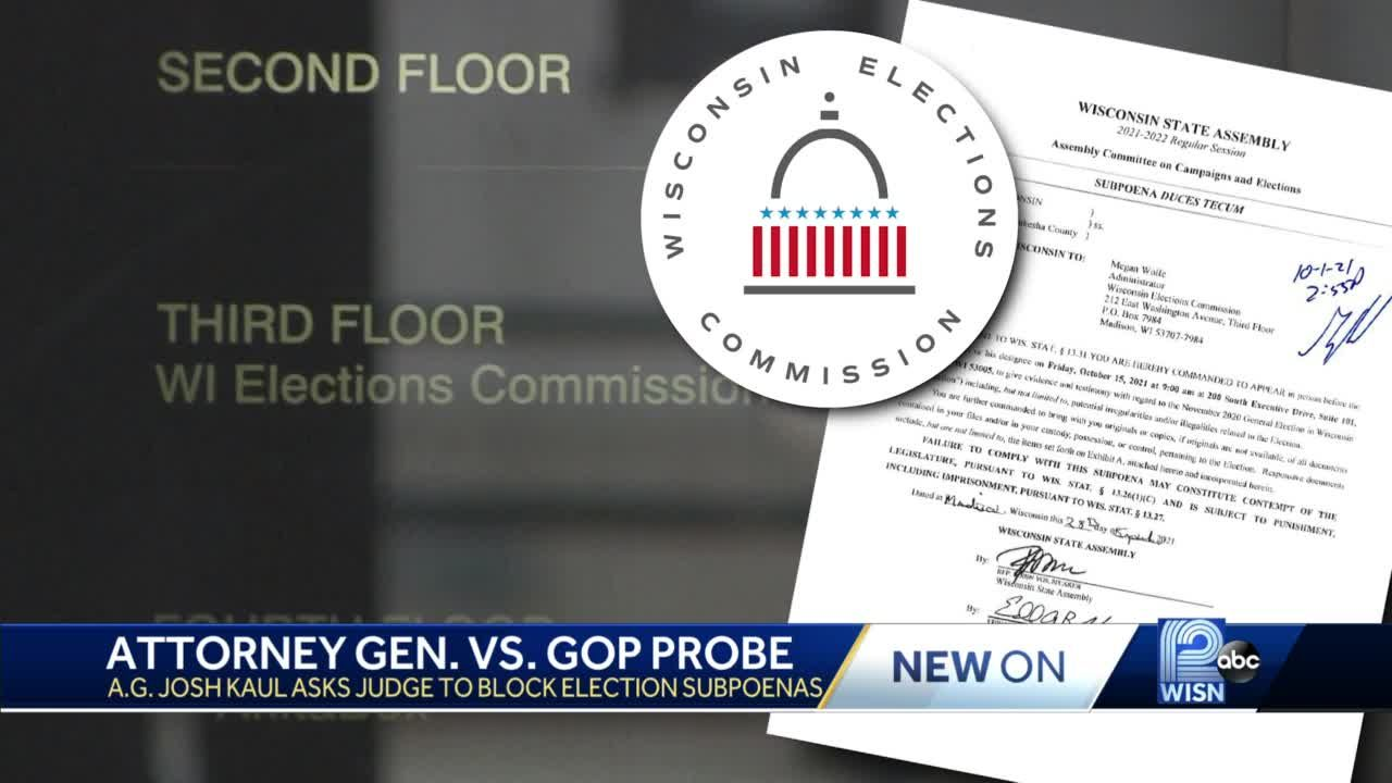 Judge sets Monday hearing on whether to intervene in GOP election review