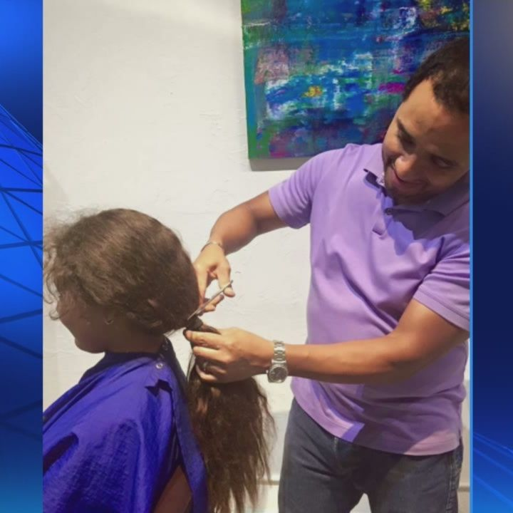 Local Salon Offers Free Haircuts For Donation To Locks Of Love