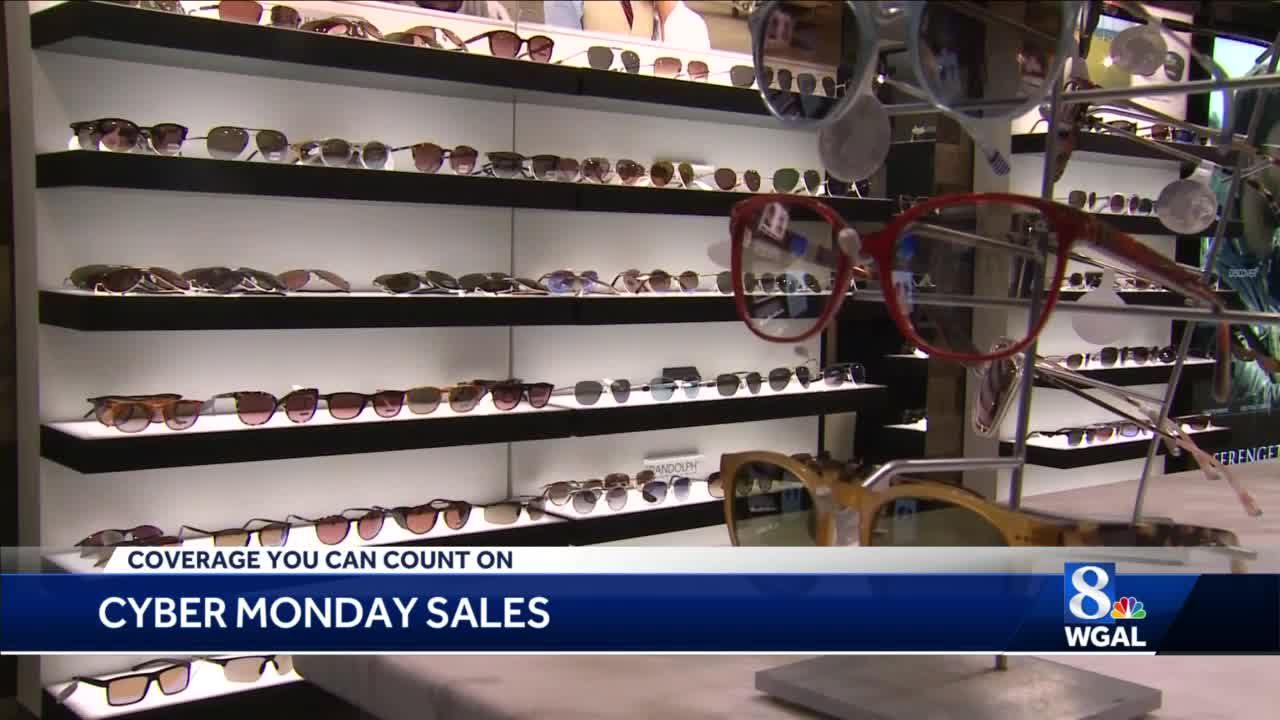Cyber Monday helping local small businesses