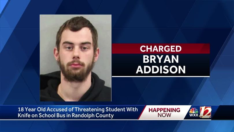 Teen accused of threatening another student on Randolph