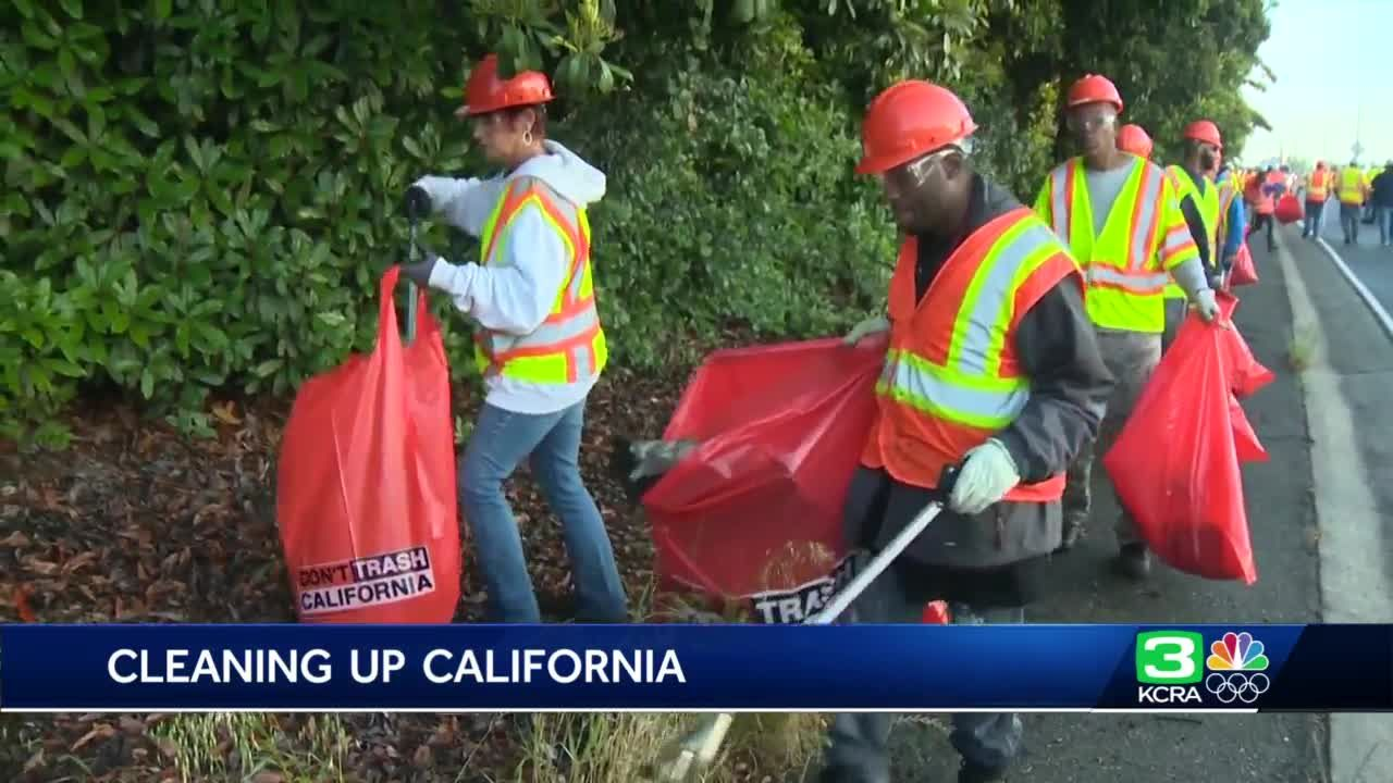 How Caltrans plans to clean up the state in a $1.5 billion beautification effort
