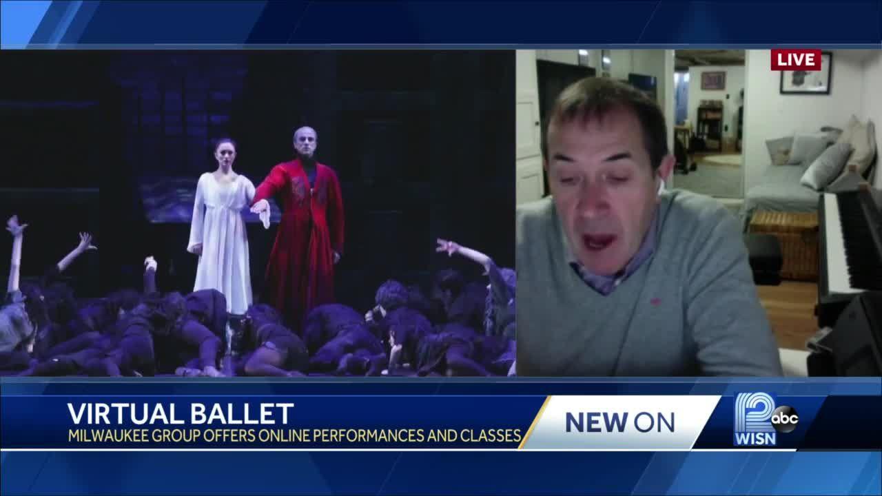 Arts Avenue: Milwaukee Ballet offers virtual performance this season