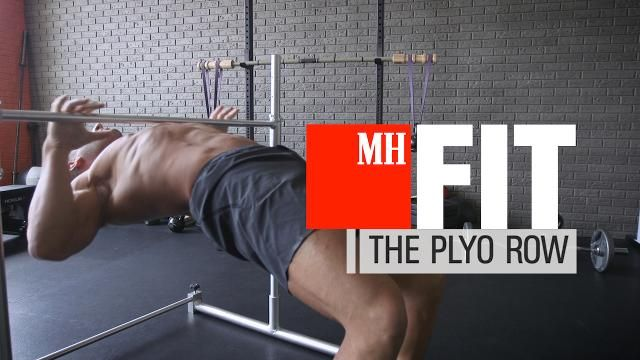 The Explosive Row That Will Transform Your Back