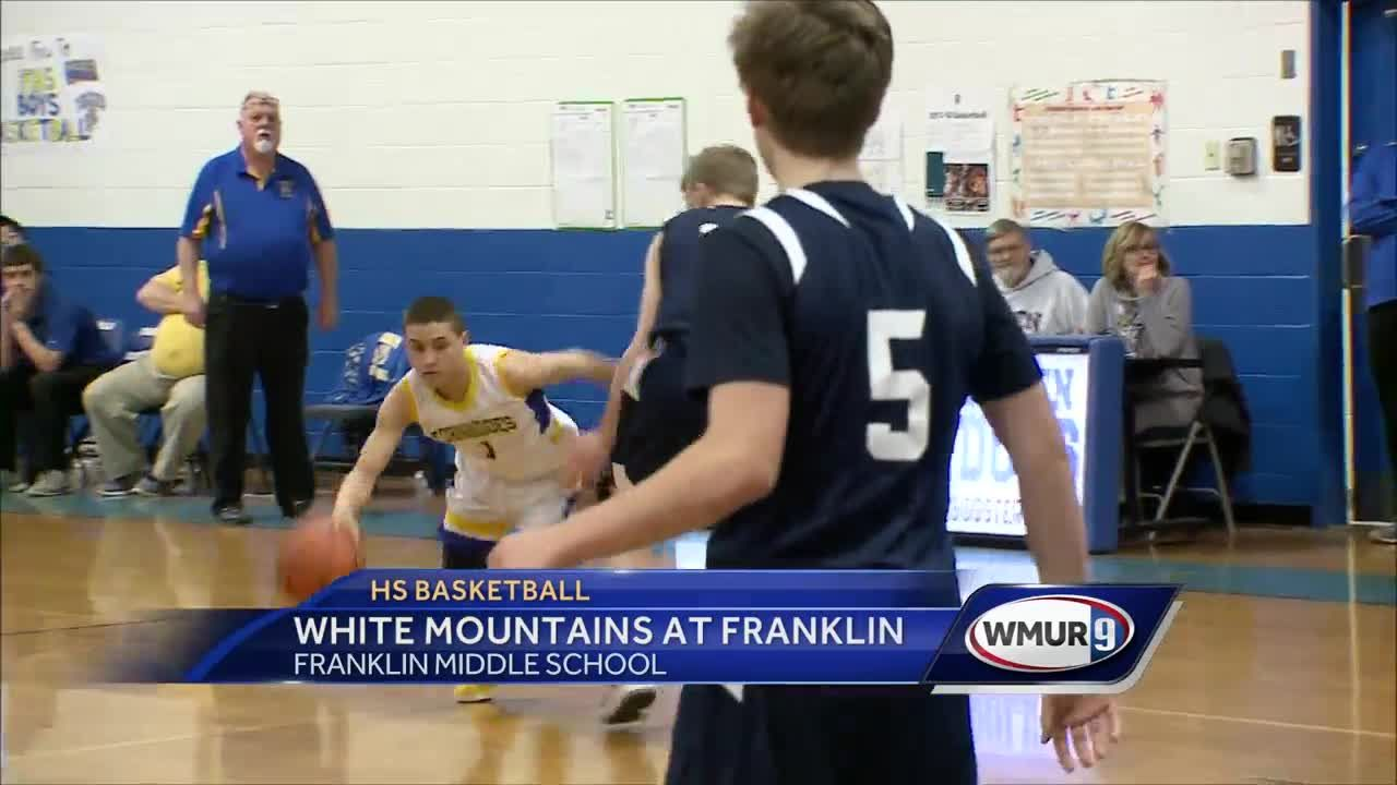 Franklin middle school basketball schedule