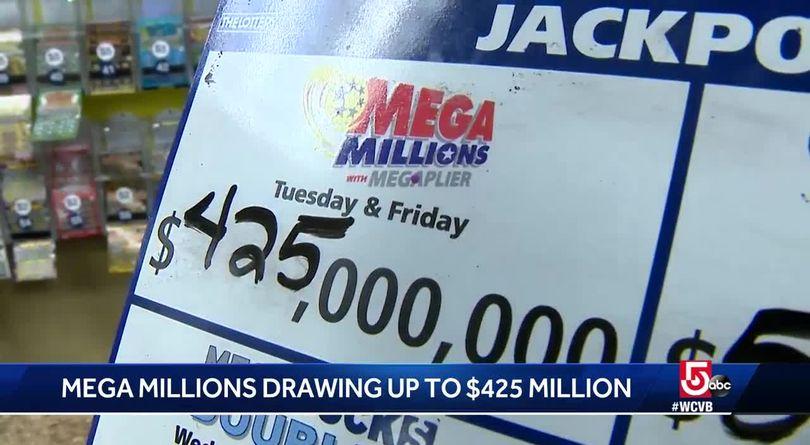 A Dollars Mega Almost Half Drawing Millions Billion