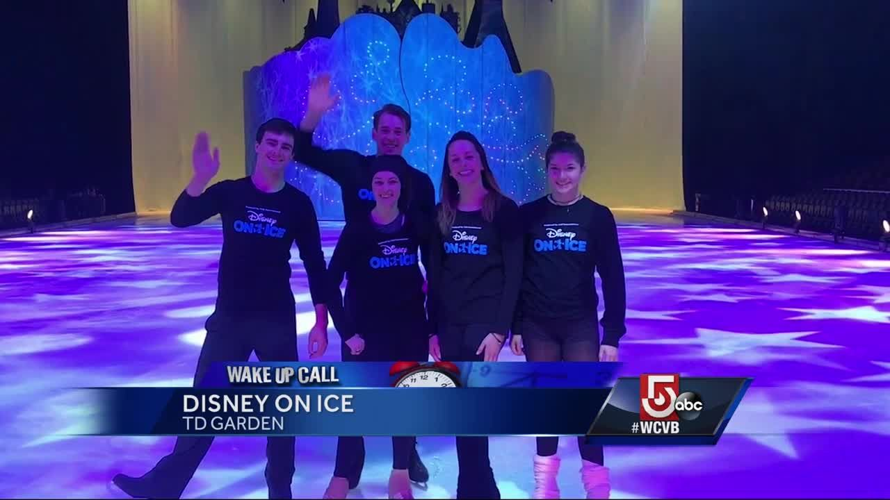 Wake Up Call: Disney On Ice