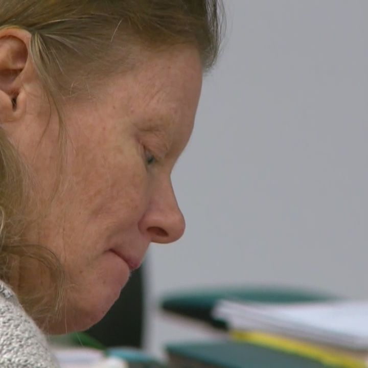 Woman on trial in 1983 killings of her husband, his girlfriend