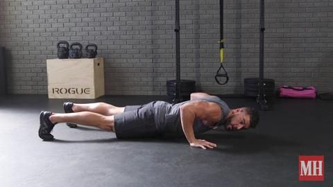 The Pushup Workout From Hell