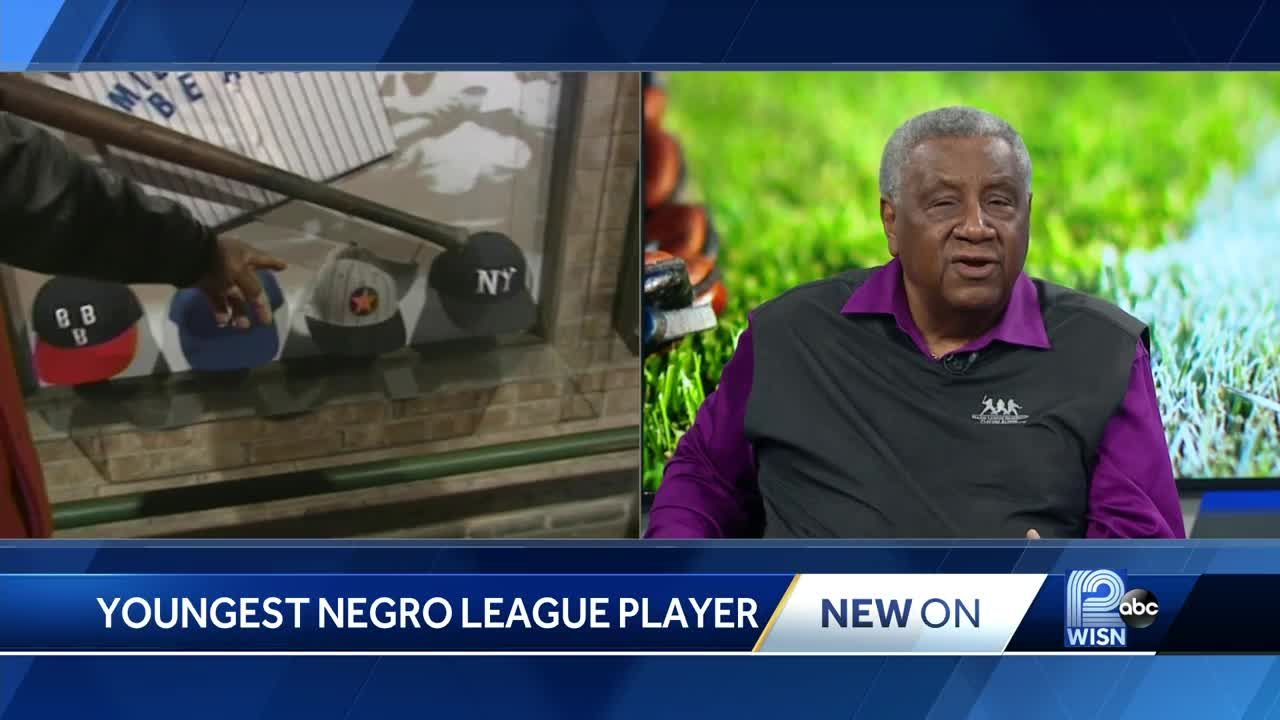 Negro League made baseball 'America's favorite pastime,' former player says