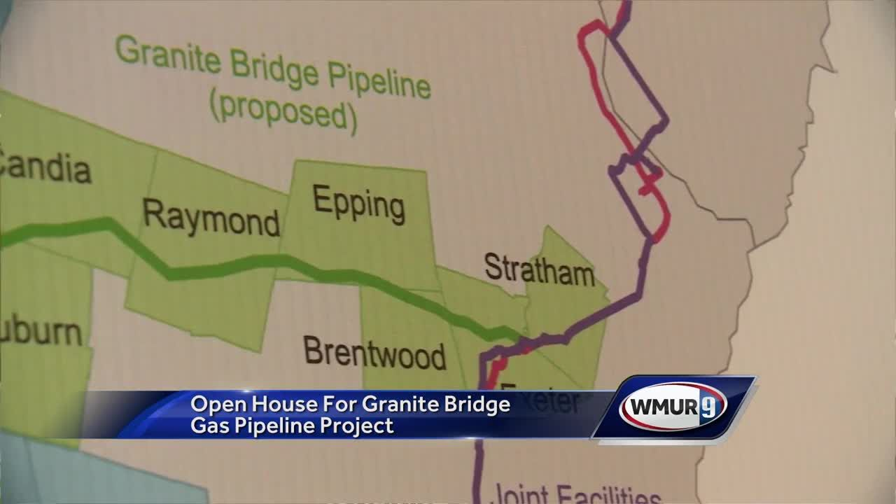 Open house hosted for Granite Bridge gas pipeline project