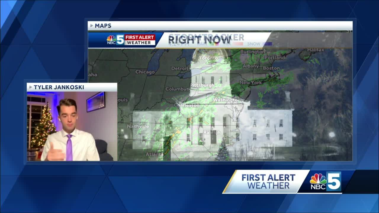 Video: Tracking a weekend storm (12-4-20)