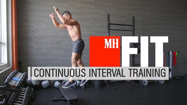"""Continuous Interval Training"" Will Change the Way You Perform Cardio Forever"