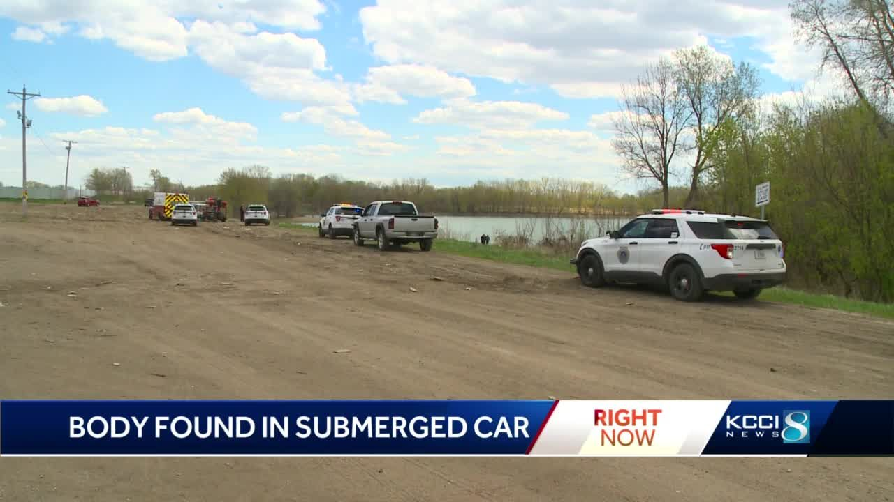 DSM police recover body and vehicle from lagoon
