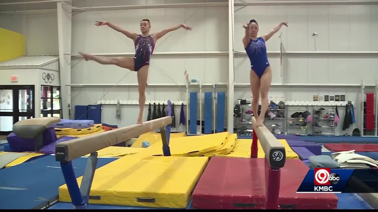 Coach for 2 Olympic gymnasts talks about being in quarantine for COVID-19